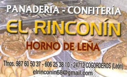 PANADERÍA EL RINCONÍN