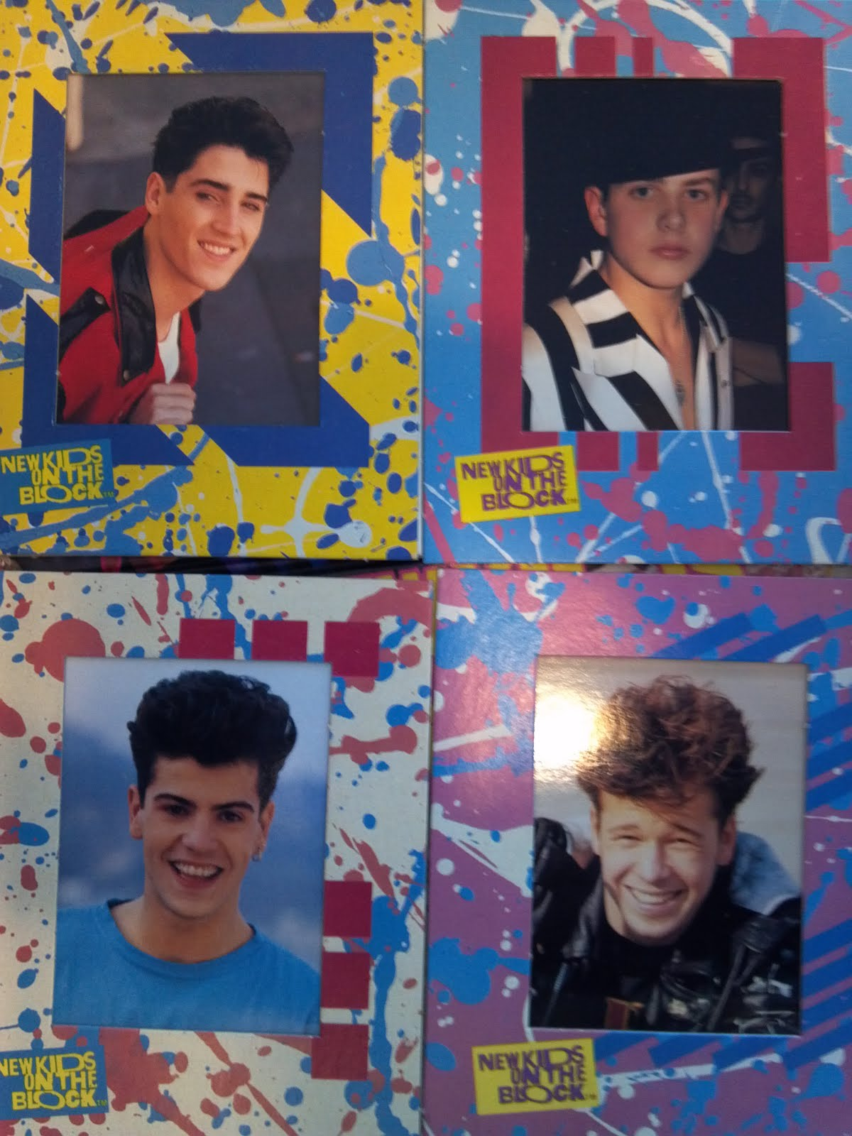 New Kids On The Block 90s