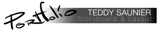 Portfolio Teddy Saunier