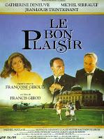 Le Bon Plaisir affiche