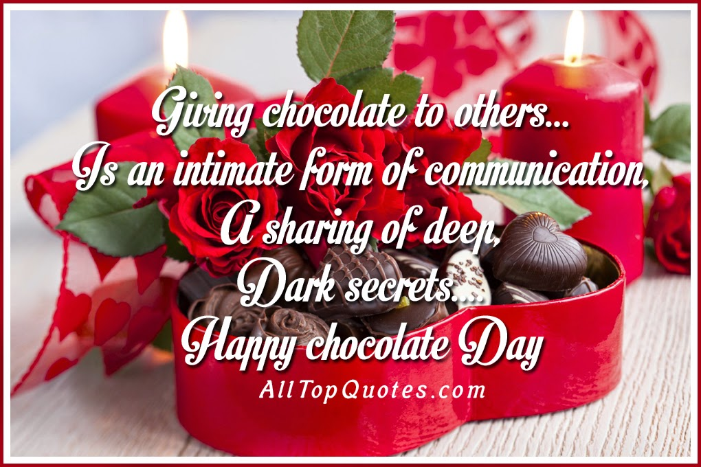 happy chocolate day quotes and wishes all top quotes