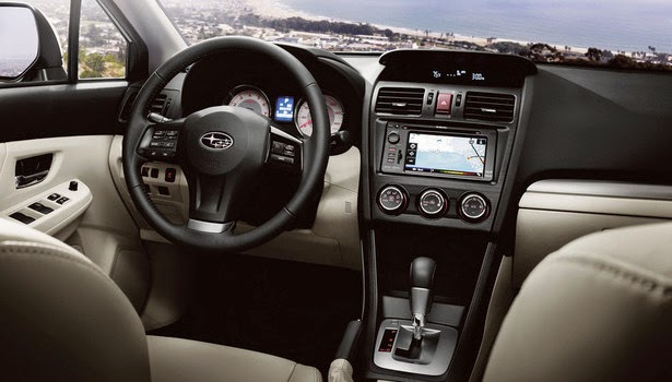 What's this appears like the inside along with 2016 Subaru Impreza