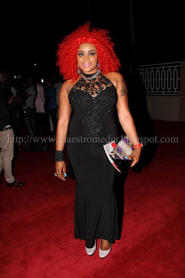 uche ogbodo red hair