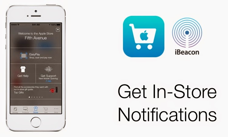 iBeacon, Apple iBeacon, iBeacon for brands and stores, passbook app, Moscone Center, WWDC, WWDC 2014, Apple developers conference, Beacons, free apps, mobile,