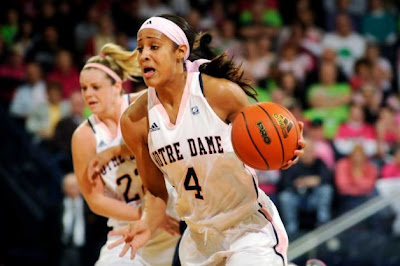 Skylar Diggins Profile and Pictures/Photos 2012 - Its All ...