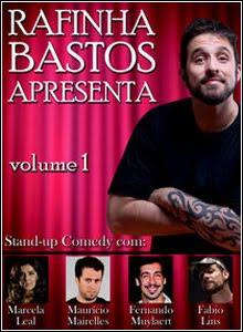 Download Baixar Rafinha Bastos: Apresenta Vol. 1