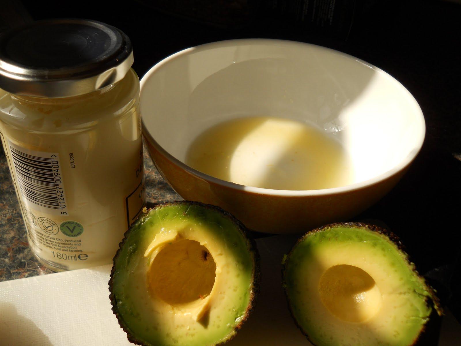 how to make simple avocado dip