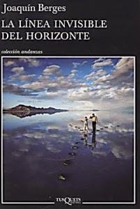 La línea invisible del horizonte - Portada