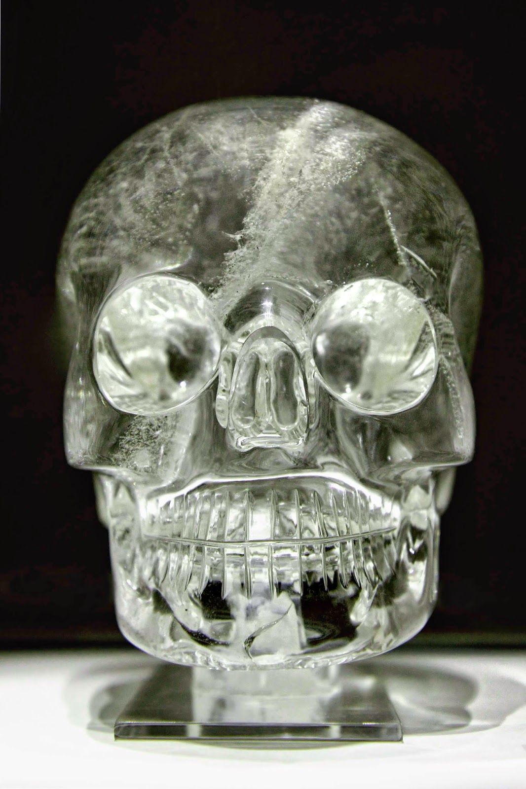 Crystal Skulls