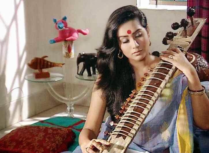 Bangladeshi Actress Zakia Bari Momo