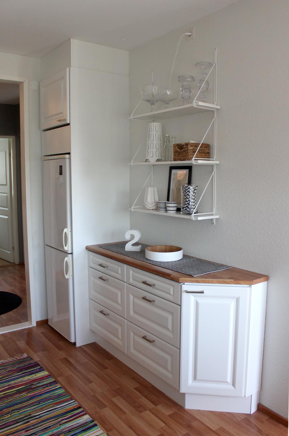 Magdan kotona Mun keittiö