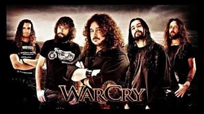 Letra de Cada vez - Warcry