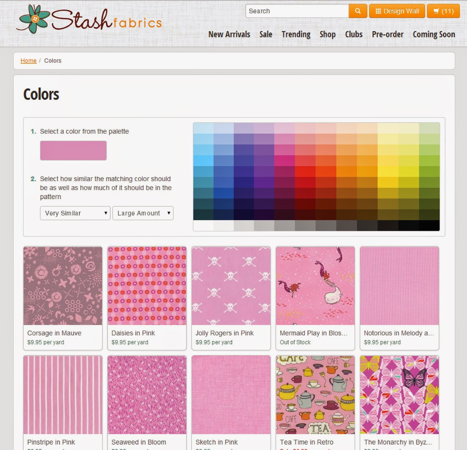 Bijou Lovely: Giveaway from Stash Fabrics!