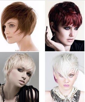tren gaya rambut 2013