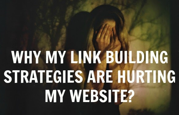 harmful link building techniques for website