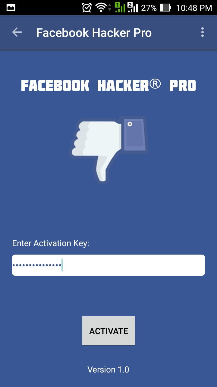 Online fb hacking software for pc