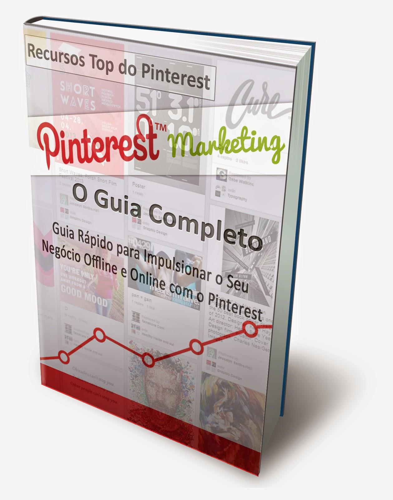 Guia Pinterest Marketing