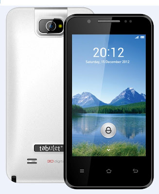 Tabulet TS101, Spesifikasi, Harga Hp Android Dual SIM, Murah Prosesor 1GHz, Layar 4 Inci, Plus Fitur TV Analog