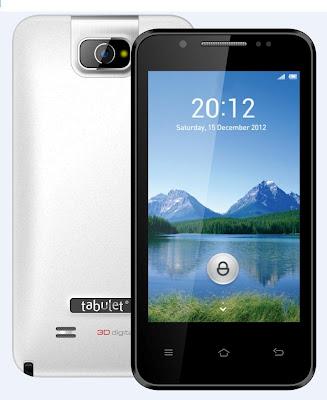 Tabulet TS101, Spesifikasi, Harga Hp Android Dual SIM, Murah Prosesor 1GHz, Layar 4 Inci, Plus Fitur TV Analog