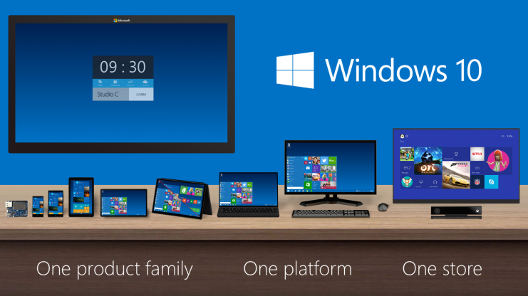 Announcing Windows 10 1