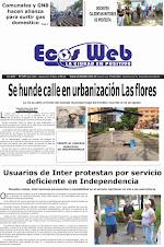 Semanario Ecos Web, Ed. 437