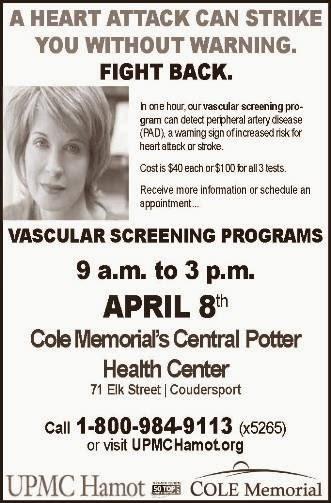 4-8 Vascular Screening
