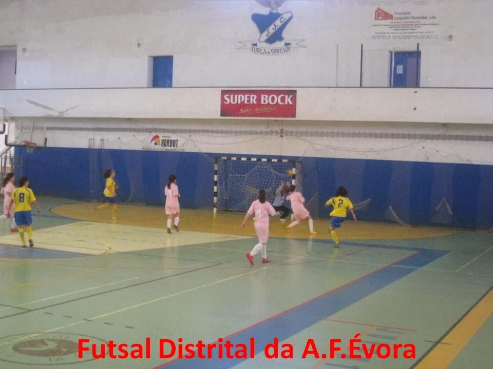 Futsal Distrital da A.F.Évora
