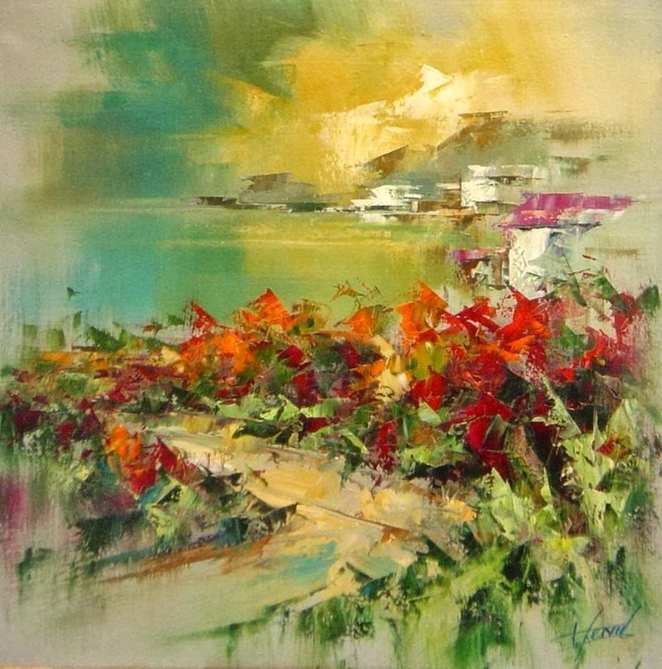 Pejzaži u slikarstvu... - Page 2 Landscape+Paintings+by+Josep+Teixido+%283%29
