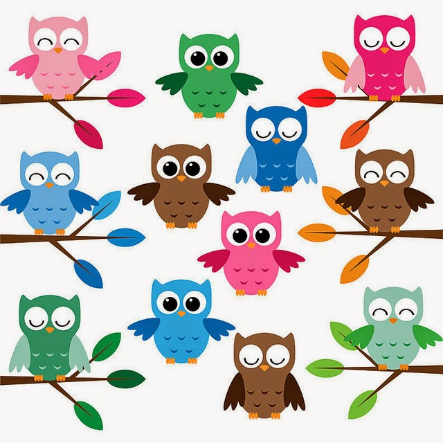 Owl Clip Art - All About OWL