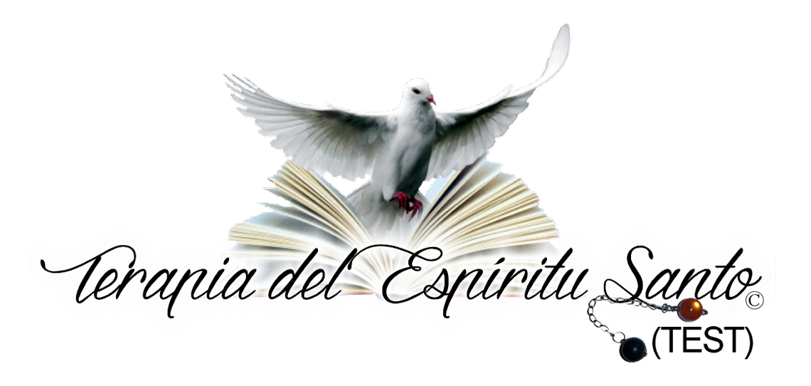 Terapia del Espíritu Santo (TEST)©