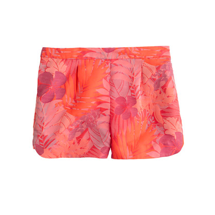 Collection Tropical Jacquard Short