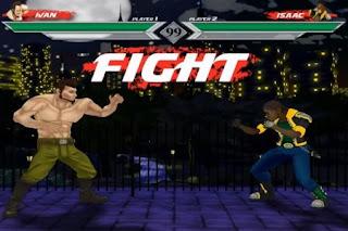 Ballistic Fist