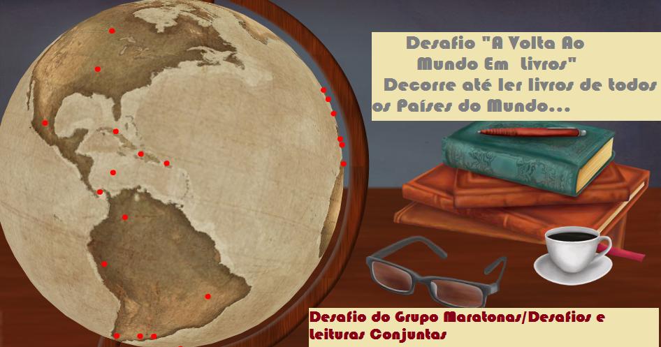 Desafio a Volta ao Mundo Em Livros