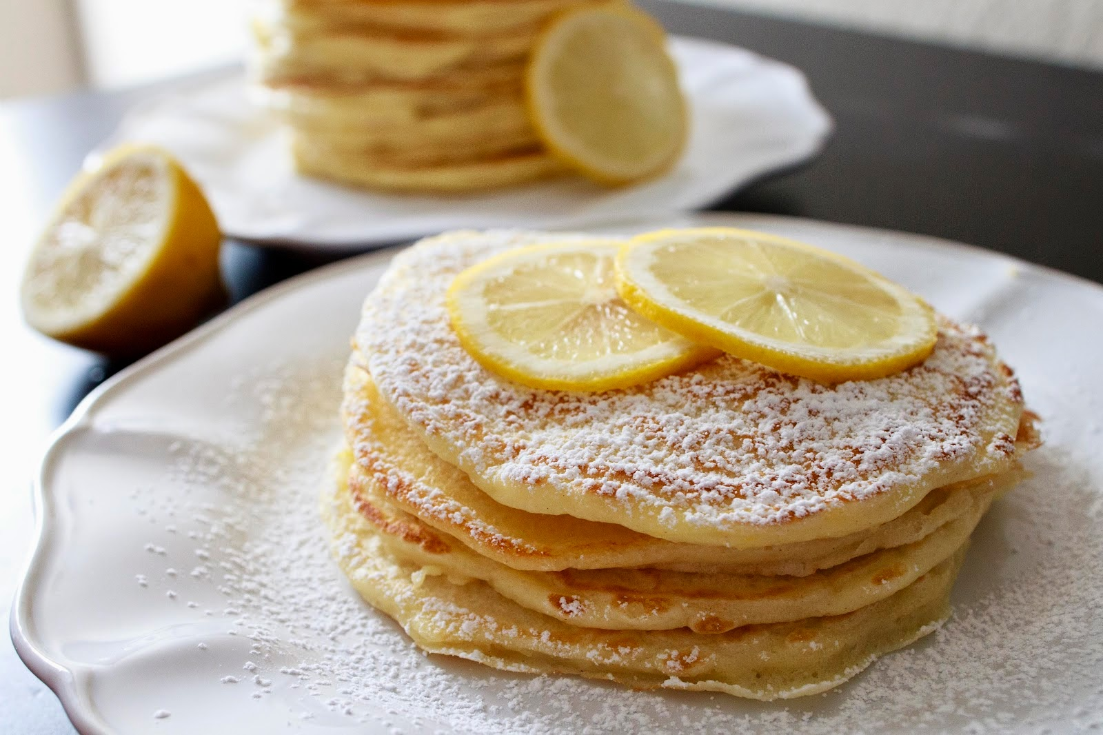Lemon Pancakes | My Name Is Snickerdoodle
