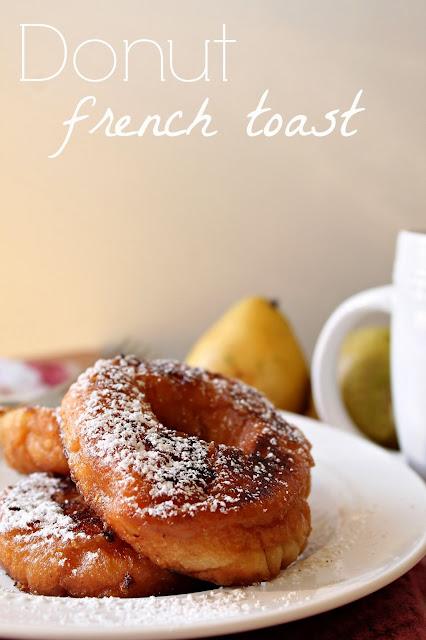 Donut French Toast via @labride