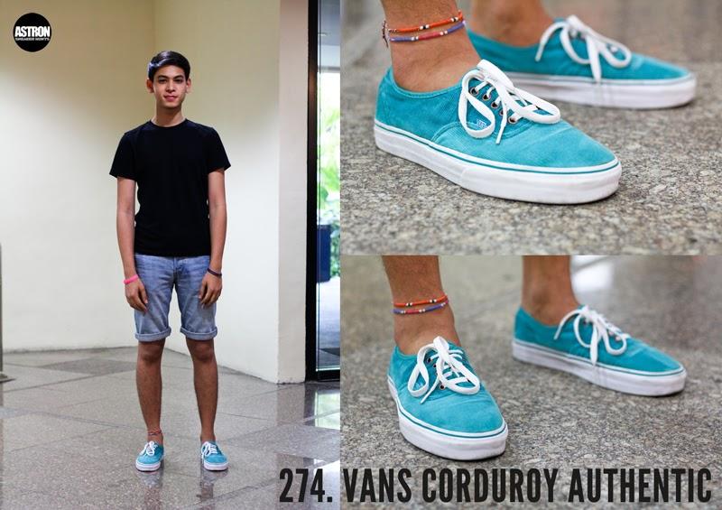 vans authentic corduroy