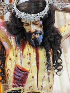 Lunes Santo - Cristo de la Caridad Patrono Jurado de Arequipa - Templo Santa Marta