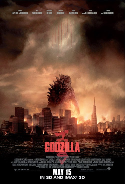 Godzilla Full Movie 2014