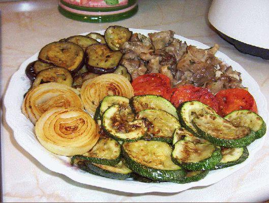 Gossip huesca agosto 2012 for Parrillada verduras