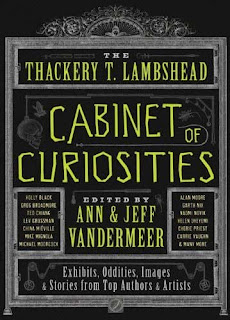 The Thackery T. Lambshead Cabinet of Curiosities, 2011, copertina