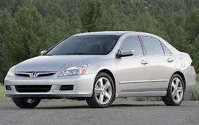 Honda Accord 2007.