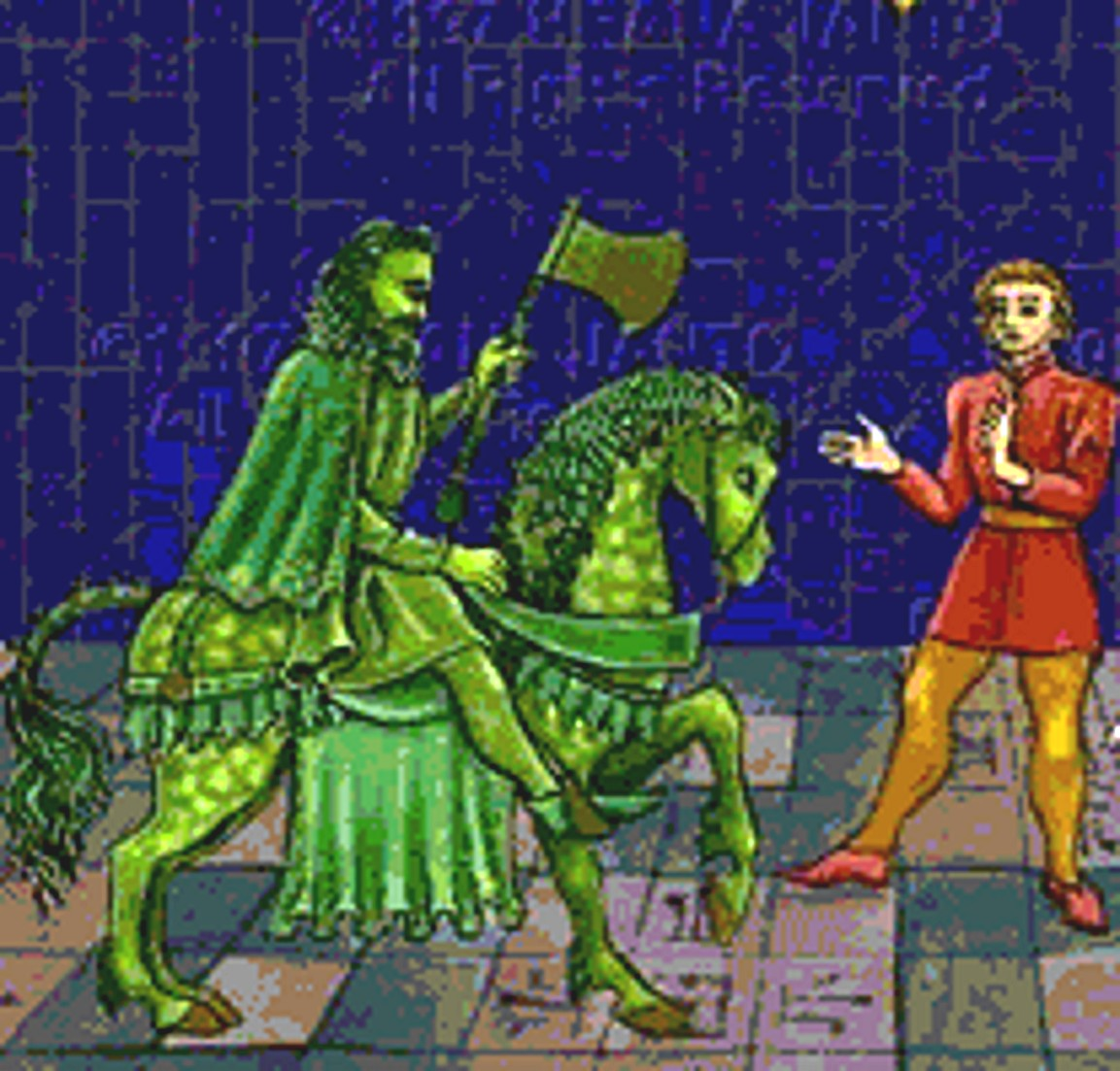"an analysis of the theme of the animalistic instincts in medieval times in sir gawain and the green  The unknown author of sir gawain and the green knight brings to and gawain given the game"" (medieval ""a character analysis of sir gawain as presented in."