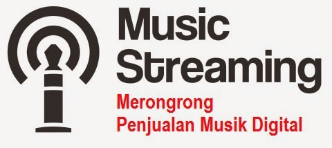 Musik Streaming Merongrong Penjualan Musik Digital