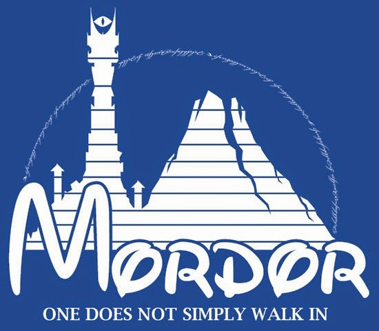 Welcome to Mordor
