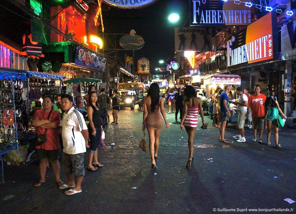 Сколько стоят уличные проститутки в паттайе