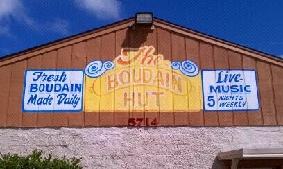 The Boudain Hut