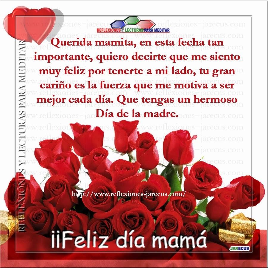 Frases Para Cumpleaños De Mamá: Querida Mamita