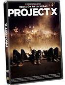 Portada del dvd de Project X