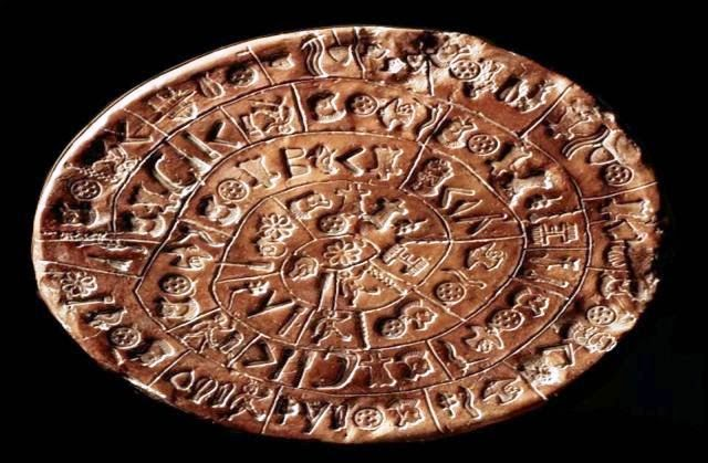 Scientists crack the code of the 4,000 year old Ancient 'Phaistos Disk'
