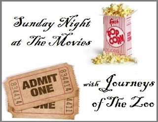 Sunday Night at the Movies with Journeys of The Zoo Logo